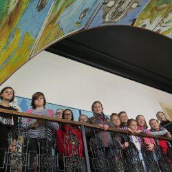 PJ v Náprstkově muzeu